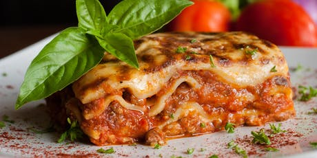 Cook With Your Kid: Hasta Lasagna, Baby! tickets