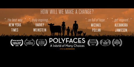 "RFSA and GrowRIVERSIDE Film Screening - Joel Salatin's ""Polyfaces"" tickets"