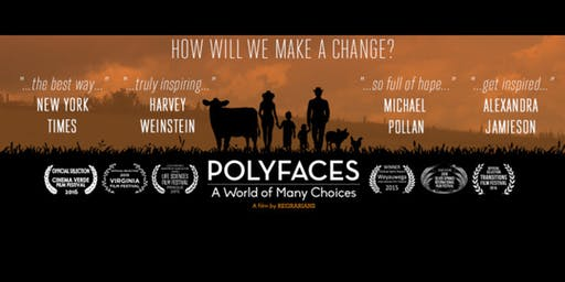 "RFSA and GrowRIVERSIDE Film Screening - Joel Salatin's ""Polyfaces"""