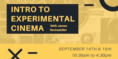 Intro to Experimental Cinema tickets