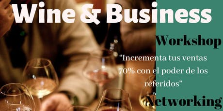 Work Loft -Networking:Wine & Business - boletos