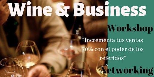 Work Loft -Networking:Wine & Business -