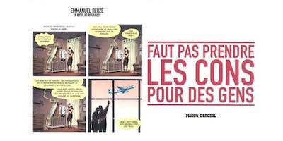 Dédicace BD - Emmanuel Reuzé