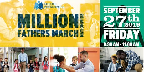 MILLION FATHERS MARCH 2019 tickets
