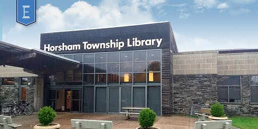 College Financial Workshop at the Horsham Township Library