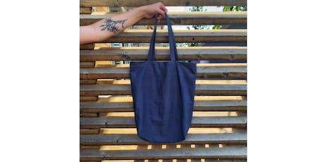 Reusable Tote Bag Workshop  tickets