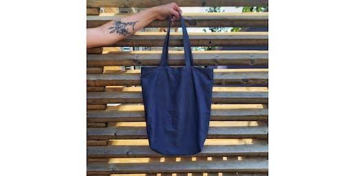 Reusable Tote Bag Workshop