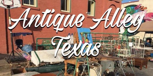 Antique Alley ON THE SQUARE IN WAXAHACHIE