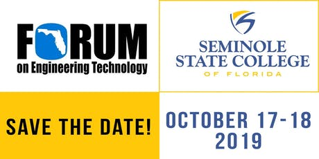 2019 Fall Engineering Technology Forum tickets