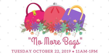 """Women's Empowerment Series :  """"No More Bags"""" A Self Care Conversation tickets"""