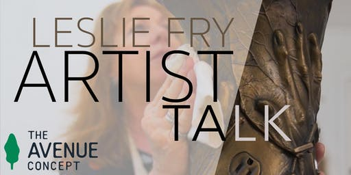 Artist Talk: Leslie Fry