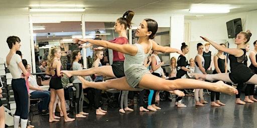 Rosina Andrews Winter Dance Day!