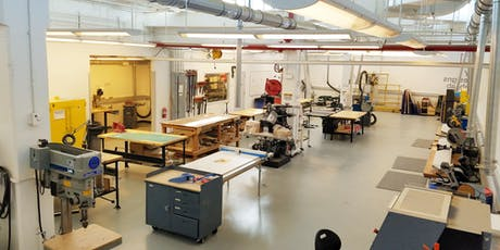 NYDesigns FabLab Open House tickets