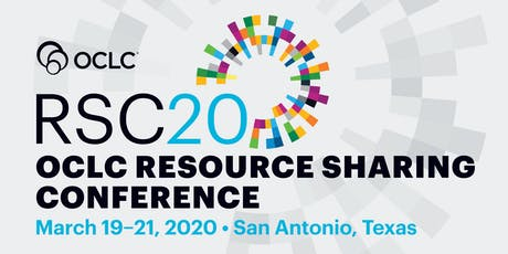 OCLC Resource Sharing Conference 2020 tickets