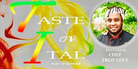 Taste Of Ital the Pop Up Series  tickets