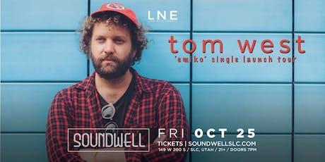Tom West - 'Emiko' 2019 Fall Tour tickets