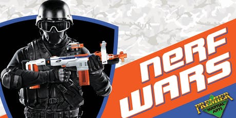 PMA Cranston Parent's Night Out: Nerf War tickets