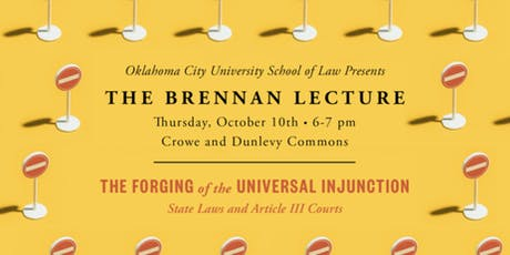 2019 Brennan Lecture tickets