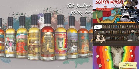 That Boutique-y Whisky Company Whisky Tasting tickets