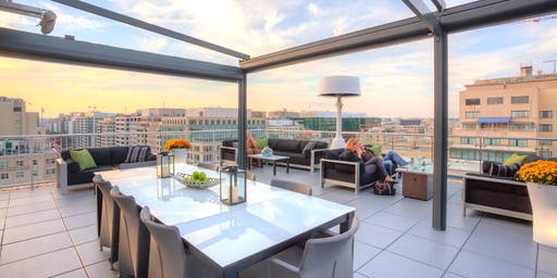 Rooftop Whiskey and Cigar Tasting Ellipse Rooftop Thursday September 26th, 2019