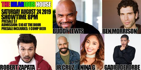 The Hilarious House  Live Backyard Comedy Show  tickets