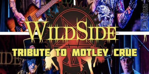 Wildside: Tribute to Motley Crue