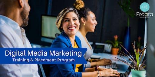 Digital Media Marketing Career Path - Training & Placement - Free Seminar