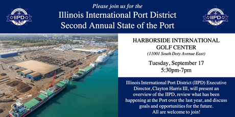 Second Annual State of the Port tickets