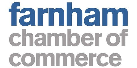 Farnham Chamber AGM and lunch tickets