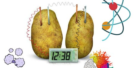 Make Your Own Potato Clock tickets