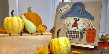 Scarecrow Canvas tickets