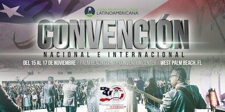 IPUL -  Convención 2019  -  Celebración de los 30 años tickets
