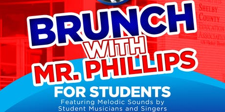 Brunch with Mr. Phillips FOR STUDENTS tickets