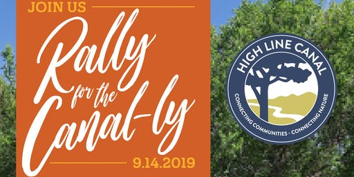 Rally for the Canal-ly