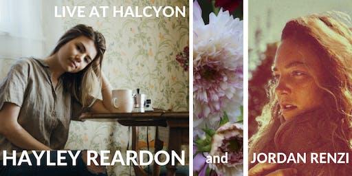 A Special Concert with Hayley Reardon and Jordan Renzi at Halcyon Farm