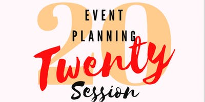 Planning for 2020 Events