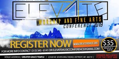 Elevate Worship & Fine Arts Conference