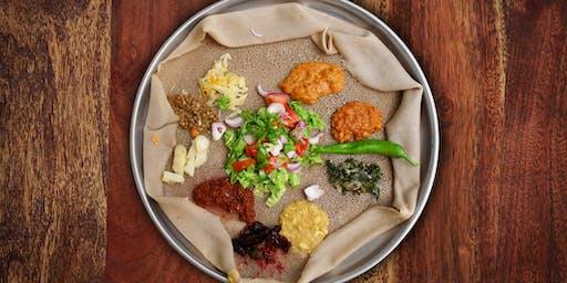Adult Cooking: Ethiopian Eats