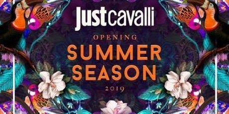 VENERDI @ JUST CAVALLI - Aperitivo + Serata - ✆3491397993  biglietti