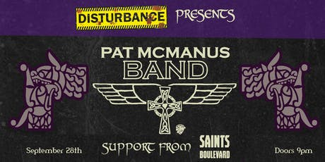 Pat McManus Band tickets