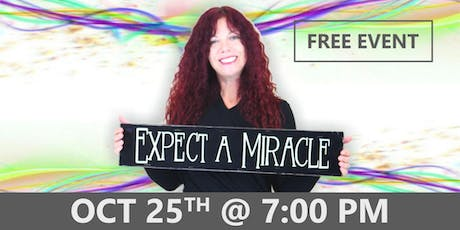 EXPECT A MIRACLE Evening with Rob & Aliss Cresswell - Chesapeake, VA tickets