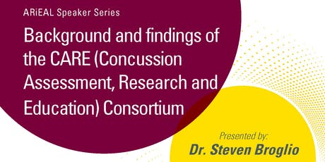 [ARiEAL Speaker Series] Background and findings of the CARE Consortium tickets