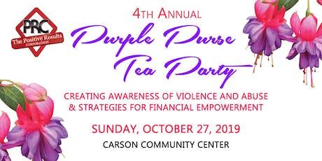 Purple Purple Tea Party,  tickets