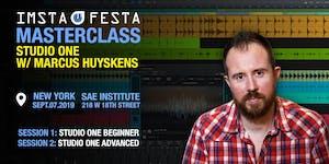 IMSTA FESTA New York 2019 - PreSonus Master Classes
