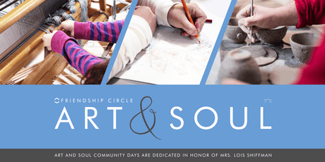 Art & Soul tickets