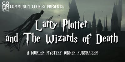 Murder & Magic: A Murder Mystery Dinner Fundraiser!