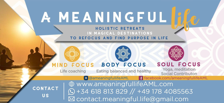 A Meaningful Life Mallorca 20 auf deutsch   20 Tage/20 Nächte ...