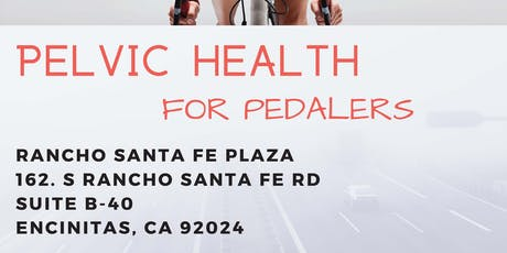 Pelvic Health For Pedalers tickets