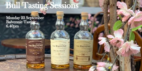 Balvennie whisky tasting tickets
