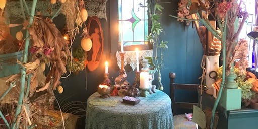 Autumn Equinox Witches Gather